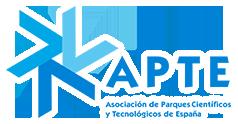 Logotip de l'Associació de Parcs Científics i Tecnològics d'Espanya