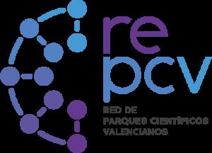 Logotip de la Xarxa de Parcs Científics Valencians