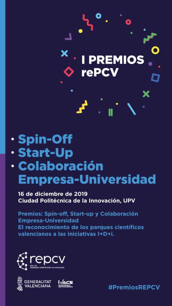 I Premios rePCV