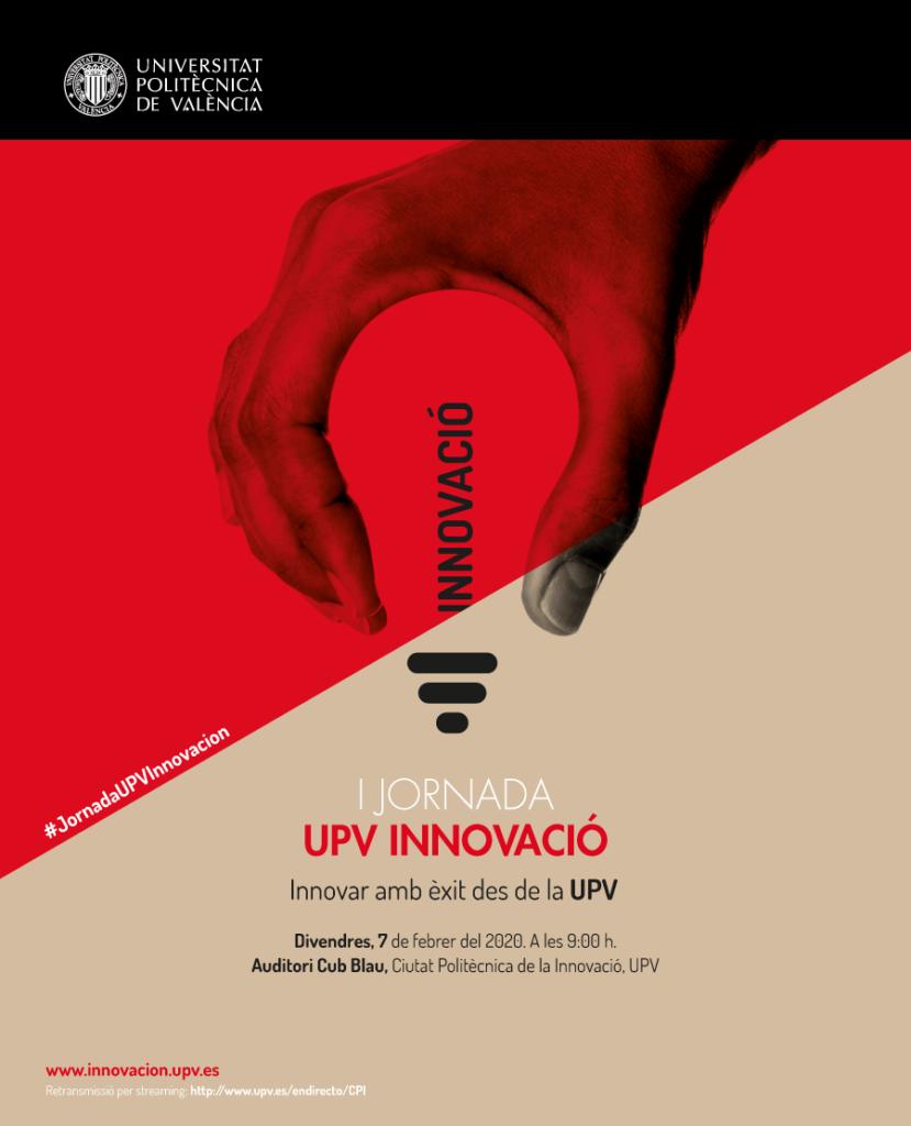 I Jornada UPV Innovación
