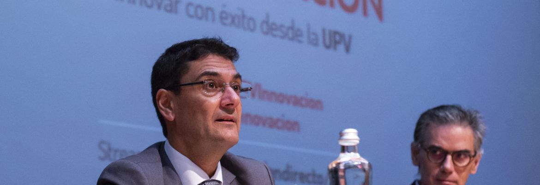 Inuguración Rector UPV