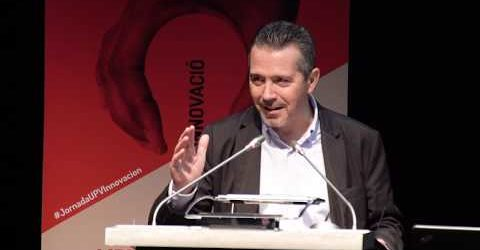 Jose E. Capilla, Jornada UPV Innovación 2020