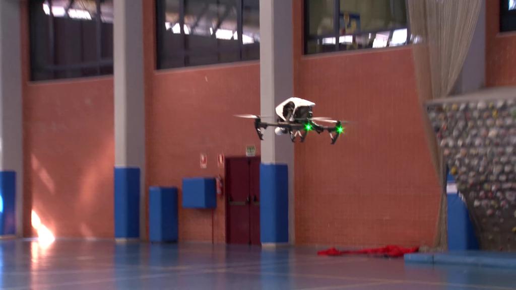 drones UPV