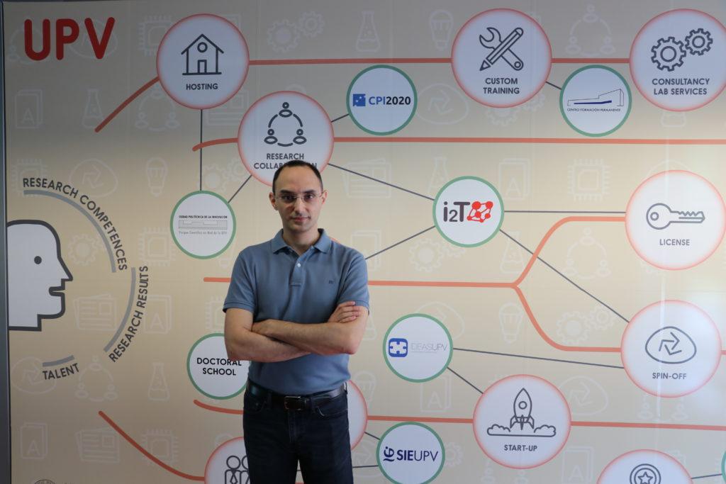 Carlos Sáez, investigador postdoctoral del BDSLab-ITACA de la Universitat Politècnica de València