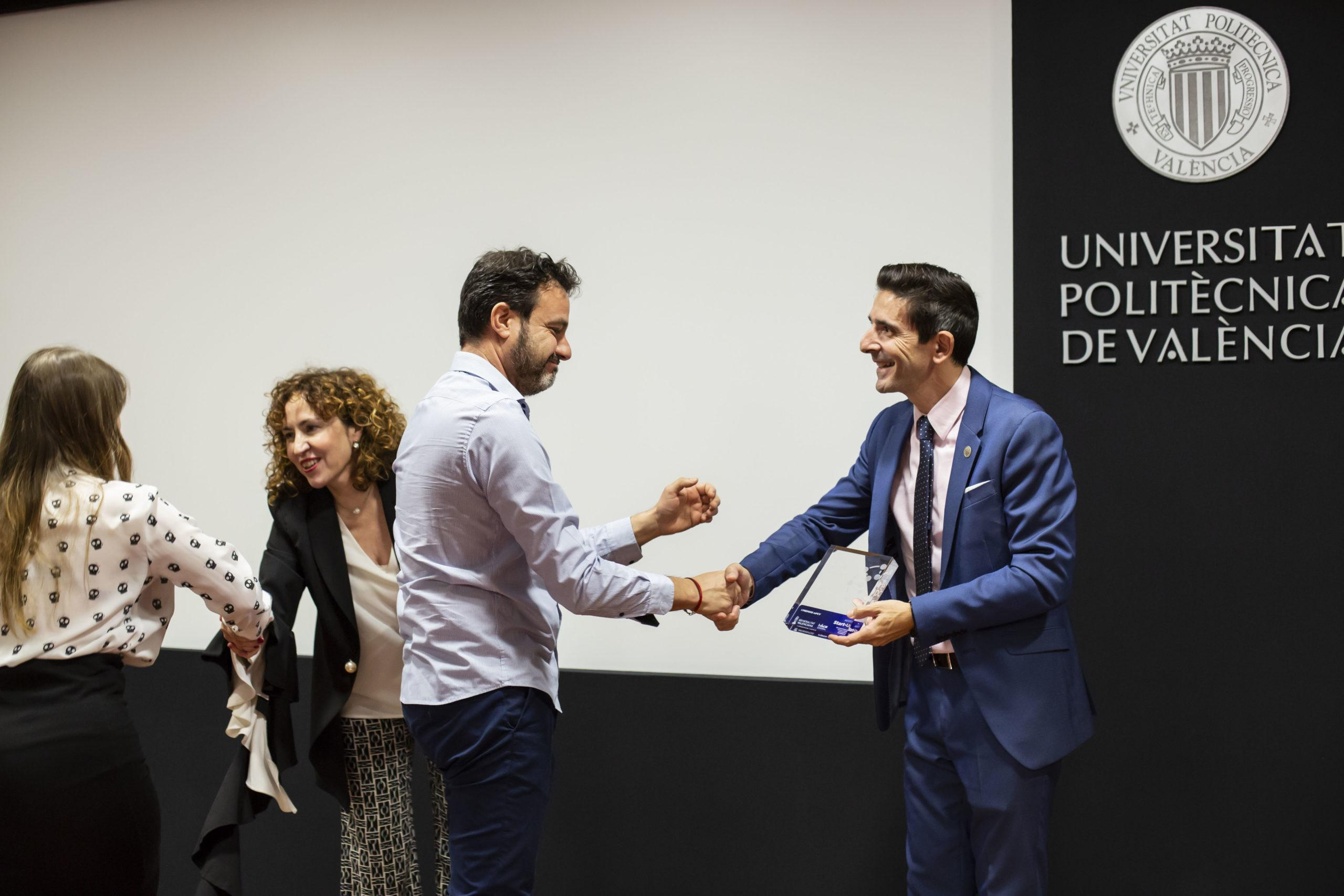 Entrega I premios REPCV