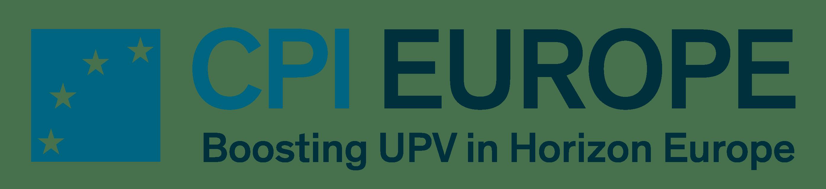 Logo CPI EUROPE