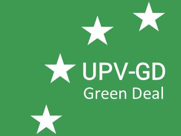 UPV Green DEAL