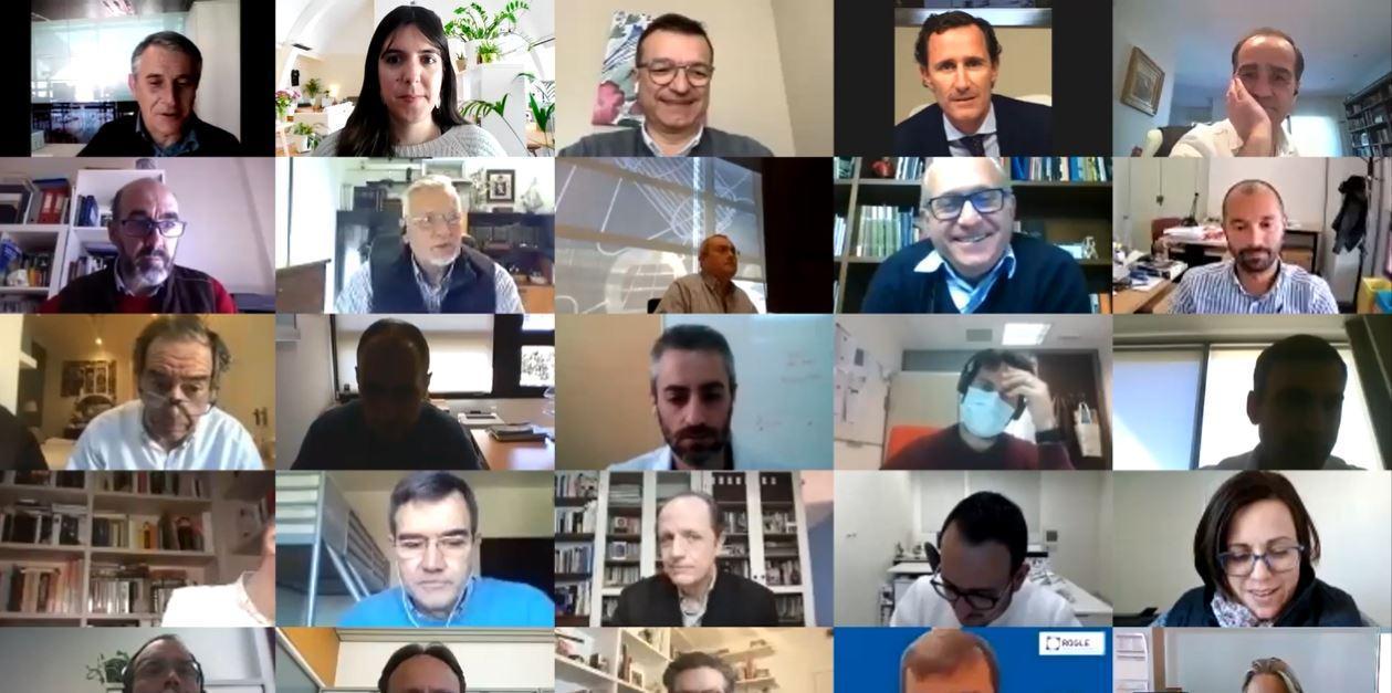 Sesión de presentación de proyectos y CEOs «Who is Who?», Spin UPV, 23 de marzo 2021