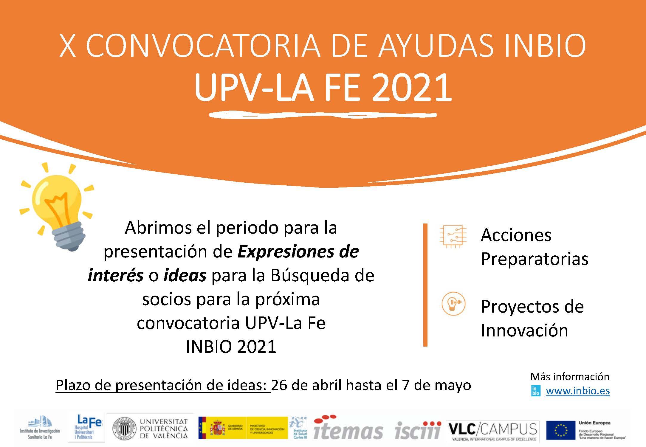 Cartel Inbio 2021