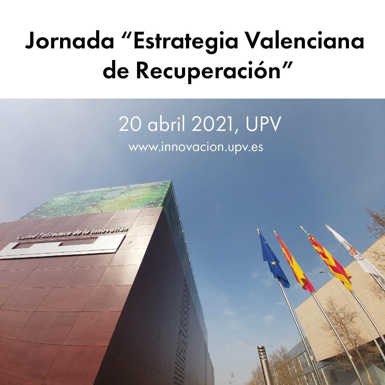 Jornada Estrategia Valenciana de Recuperación