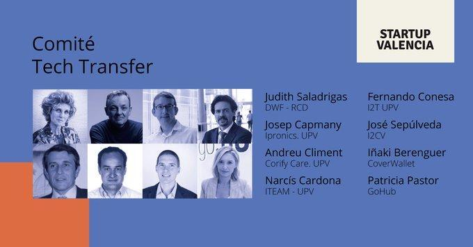 comite tech transfer