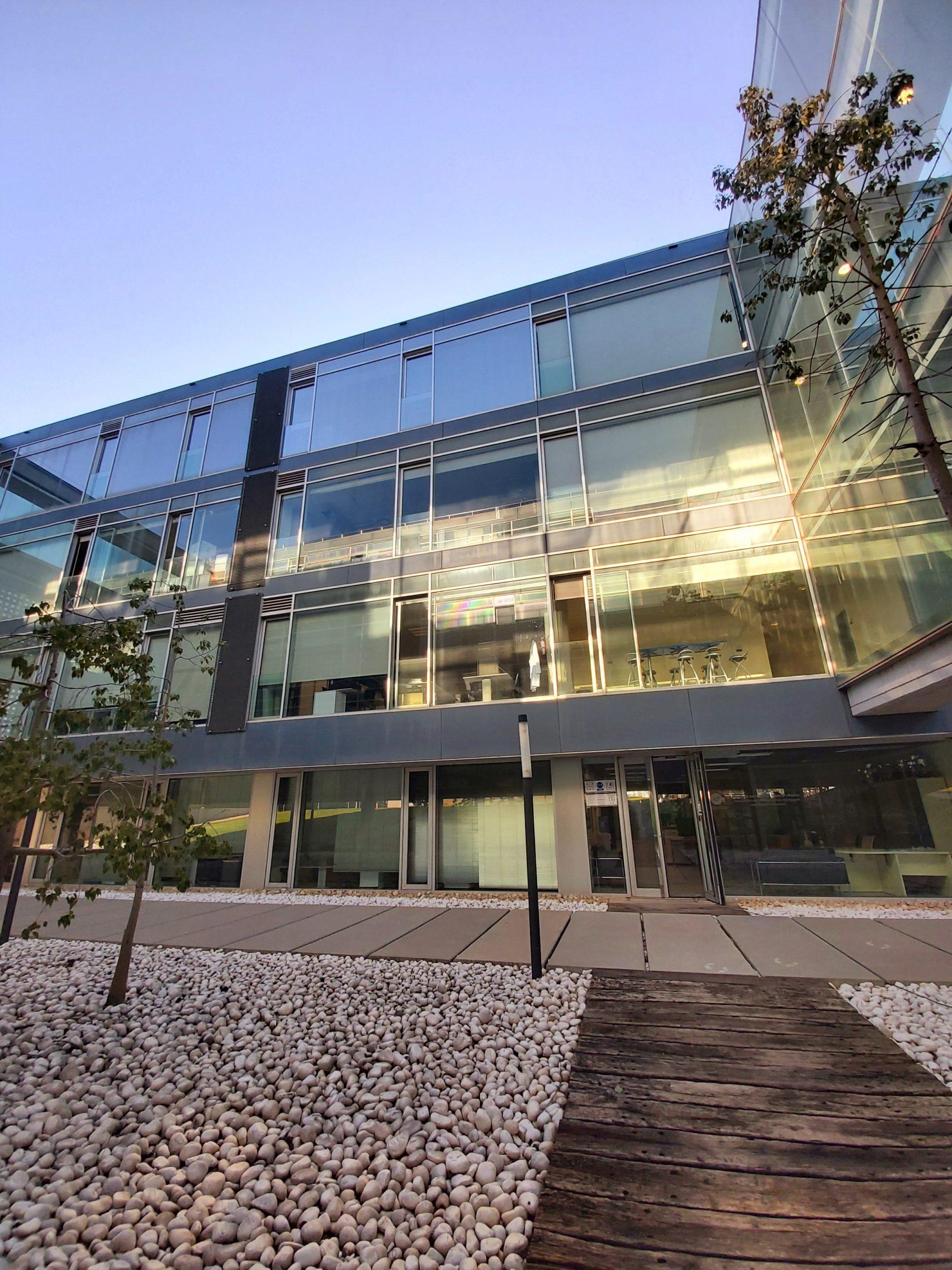 Laboratorios e institutos I+D del parque científico UPV, Ciudad Politécnica de la Innovación. Abril 2021. Foto: R. Sanchis Font