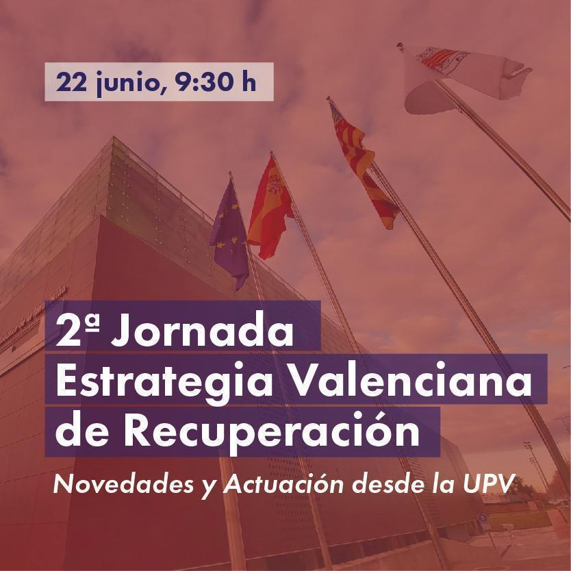 2 Jornada Estrategia Recuperacion UPV