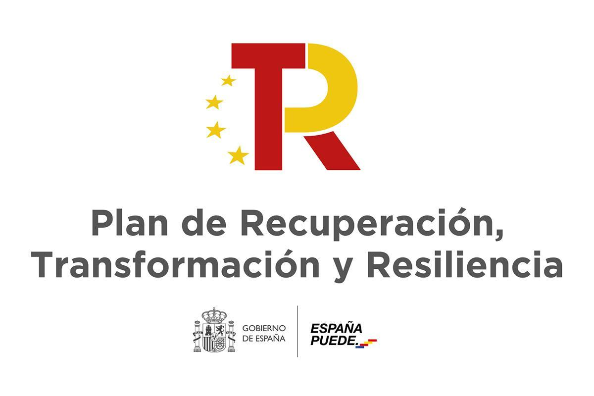 Plan Recuperacion y Resiliencia logo