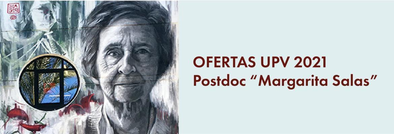 Slider web Ofertas UPV Postdoc Margarita Salas