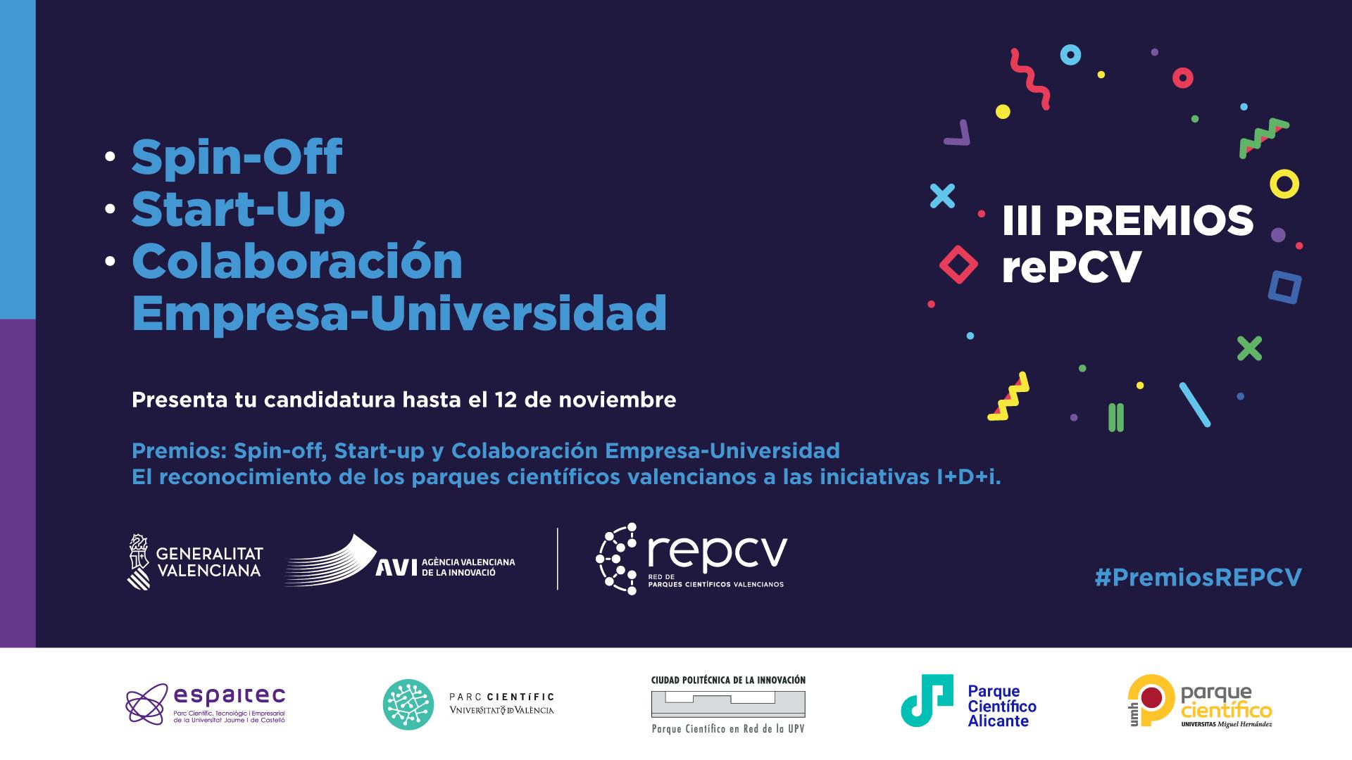 III premios RePCV