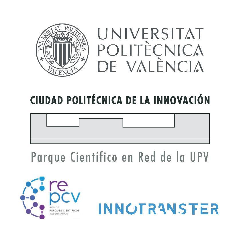 logos UPV CPI rEPCV INNOTRANSFER