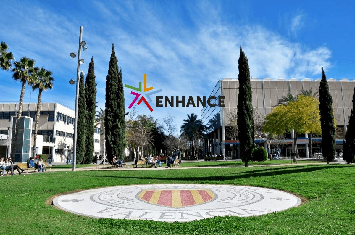 Enhance Goes to UPV